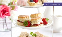 Afternoon Tea for Two or Four at the Cockliffe Country House Hotel (Up to 53% Off)