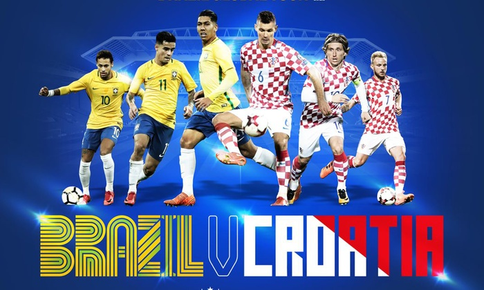 Lịch thi đấu trước thềm World Cup 2018