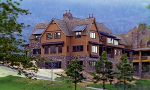 North Carolina Mountain Resort with Golf at Bright's Creek Lodge, plus 6.0% Cash Back from Ebates.