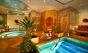 Cleopatra's Spa: Pharaoh's Club Day Pass with One or Two Pampering Treatments for One or Two at Cleopatra's Spa (Up to 58% Off)