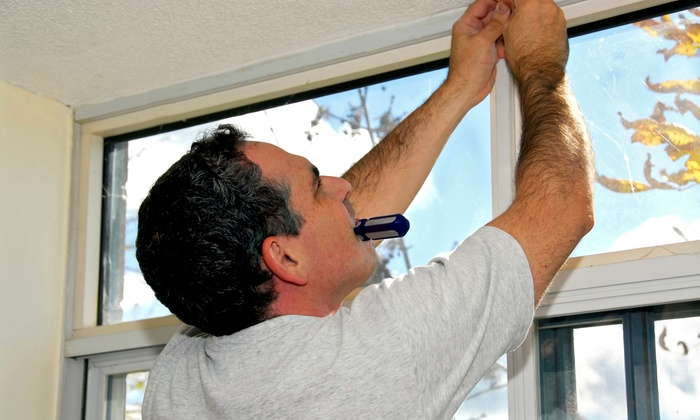 HMD Contracting, LLC - New Orleans: Window-Screen Repair or Replacement from HMD Contracting, LLC (Up to 51% Off)
