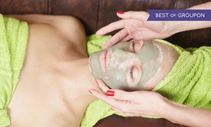 Carmel Day Spa & Salon: One or Three 60-Minute European Facials with Kiwi Masks at Carmel Day Spa & Salon (Up to 56% Off)