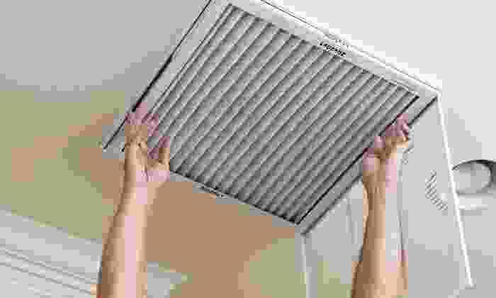 Edina Cleaning - Minneapolis / St Paul: $50 for $100 Worth of HVAC System Cleaning — Edina Cleaning