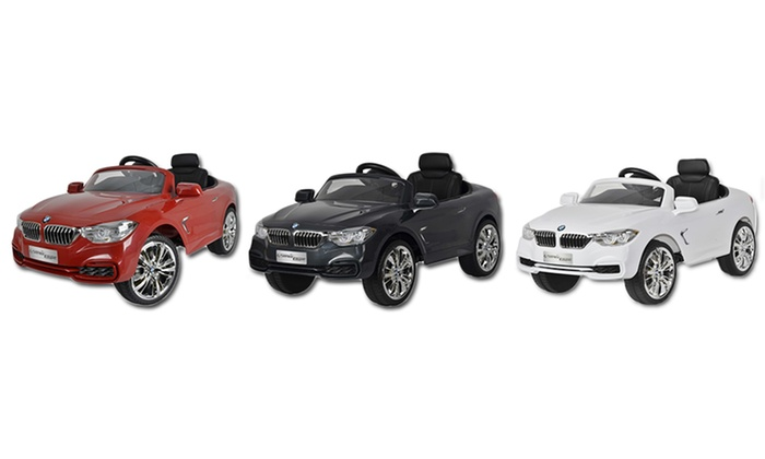 BMW 4-Series Kid Car