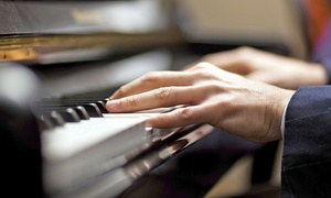 JD Courses: Online Piano Course with JD Courses (95% Off)