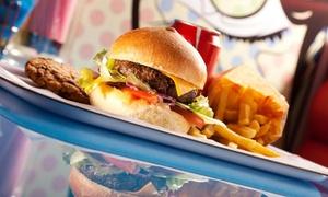 Restaurant 231 East Burger: 2, 4 ou 6 menus 231 avec burger au choix, frites ou salade, boisson et dessert dès 19,90 € chez 231 East Burger