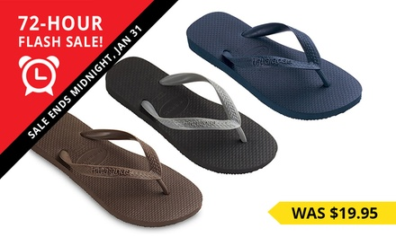 Havaianas Thongs: Colour Mix $16 or Top $22