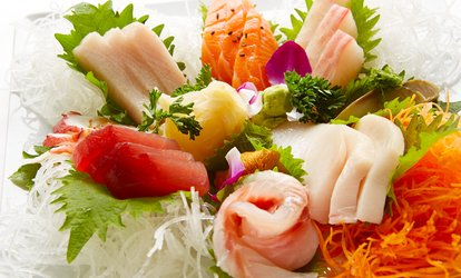 <strong>Sushi</strong> for Two or Four at Viva Tokyo (Up to 43% Off)