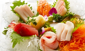C$15 for a C$40 Worth of Sushi and Japanese Cuisine at Sushi Kai