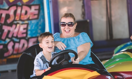 Mattara Festival: Two Hours of Unlimited Rides for One $15 at Mattara Festival of Newcastle Up to $25 Value