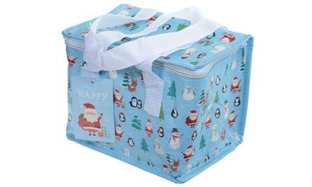 ChristmasThemed Lunch Bag