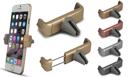 One or Two Car Vent Holders for Mobile Phone