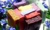 Bubble House - IN-STORE PICKUP: Old Fashioned Country Soap Sampler (4 Bars) at Bubble House