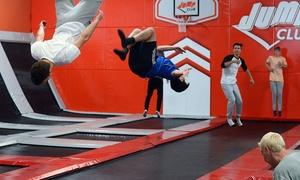 Schalker Sport und Fitness:  2 Std. Eintritt in den JumpClub für 1, 2 oder 4 Personen im Schalker Sportpark (bis zu 51% sparen*)