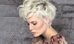 LO....studio di E.P.: Pacchetti capelli con taglio, colore, piega e rebuilder al salone LO...Studio (sconto fino a 62%)