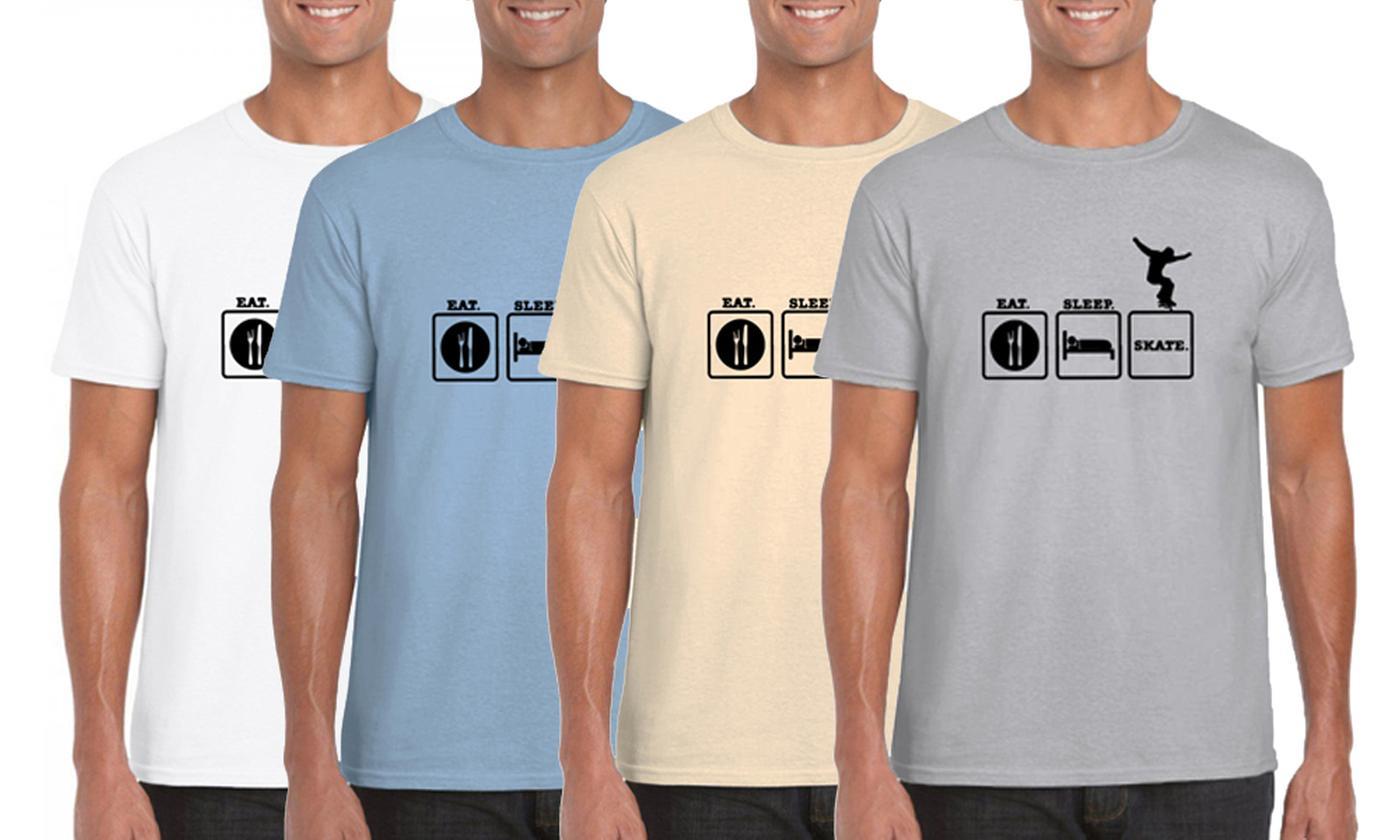 Mareno Eat Sleep Skate T-Shirt