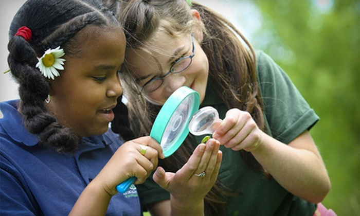 West Michigan Academy of Environmental Science - Walker: Summer Nature Camps at West Michigan Academy of Environmental Science in Walker (Half Off). Eight Options Available.