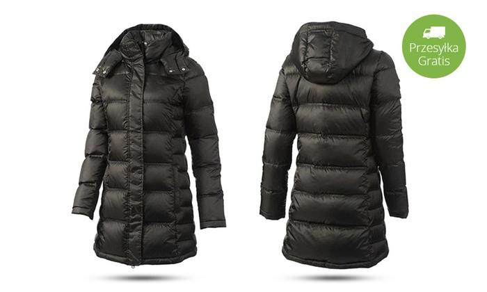 299,99 zł zamiast 499 zł: puchowy płaszcz damski Adidas Fem Down – 5 rozmiarów