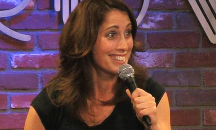 Erin Foley: Lower the Bar - Hosford - Abernethy: Erin Foley: Lower the Bar with Meet and Greet on Saturday, October 12, at 7:30 p.m. or 9:30 p.m. (Up to 44% Off)