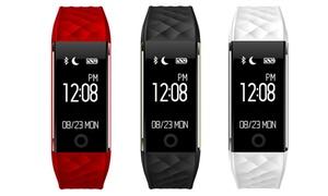 TechComm VX9 Water-Resistant Fitness Tracker Smartwatch