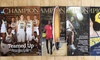 NCAA Champion Magazine: One-Year Subscription to NCAA Champion Magazine (4 Issues) (33% Off)