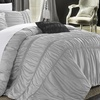 Fashion Bedding Set with Duvet Cover or Comforter (4- or 5-Piece)