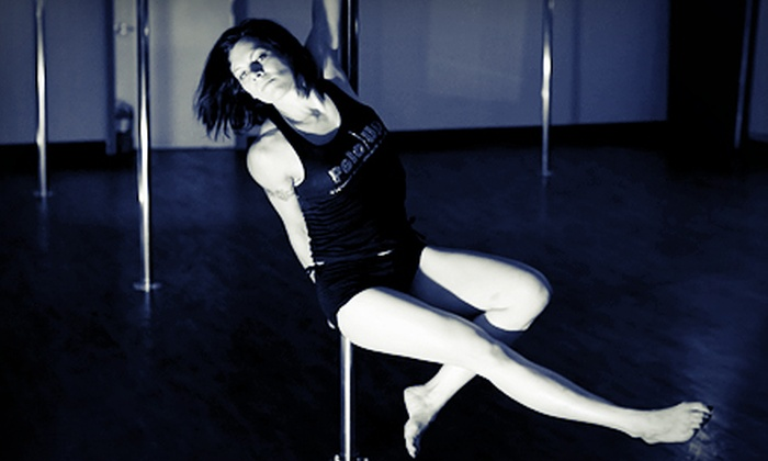 Pole Up Fitness and Dance Studio - Indianapolis: Group Classes for Existing or New Customers, or Intro Class at Pole Up Fitness and Dance Studio (Up to 52% Off)