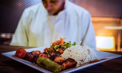 image for Sirloin or T-Bone Steak Meal with Sides for Two or Four at Saray Restaurant