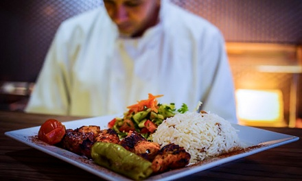 Sirloin or TBone Steak Meal with Sides for Two or Four at Saray Restaurant
