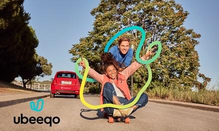 15 € de descuento para un alquiler de coche o furgoneta, solo para nuevos usuarios, en la web o la app Ubeeqo