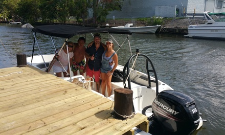 Boat Rentals at Bruschi Boat Rentals (Up to 52% Off). Two Options Available.