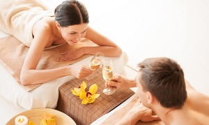 Fabu-Health: Premium Spa Package with Two-Course Brunch and Sparkling Wine from R299 for One at Fabu-Health