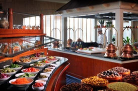 The Market Place: Iftar Buffet at Town Square, Market Place or The Ballroom at JW Marriott Hotel Dubai in Deira