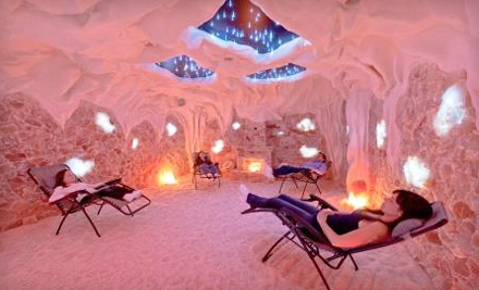 Sell My Car For Cash >> Salt-Cave Session - Saltana Cave Himalayan Salt Spa | Groupon