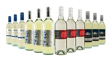 $65 Mixed Bottles of Sem Sauv Blanc from Margaret River Don't Pay $169