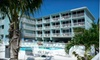 Barefoot Beach Hotel - Madeira Beach, FL: Two-Night Weekend or Weeknight Stay in a Poolside or Beachfront Studio Suite at Barefoot Beach Hotel (Up to Half Off)