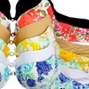 6-Pack of Bras in Floral Prints and Solids