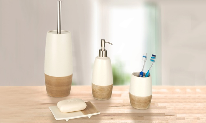 Accessori per bagno wenko groupon goods - Accessori x bagno ...