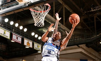 image for Delaware 87ers NBA G-League <strong>Basketball</strong> Game for Two or Four (November 6–December 27)