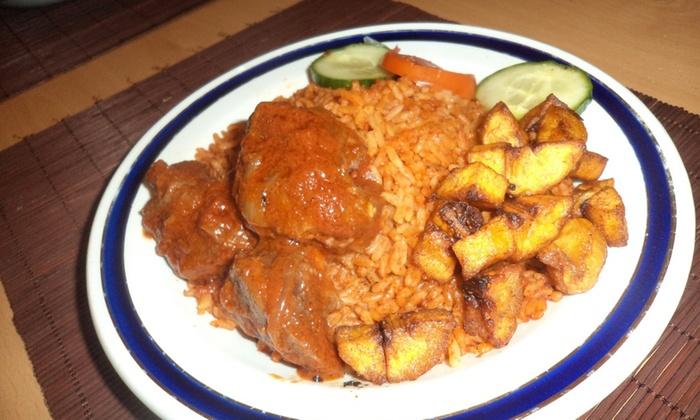 Divine african caribbean restaurant birmingham west for Afro caribbean cuisine