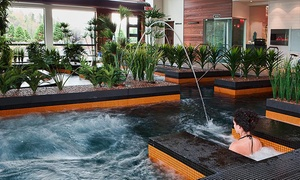 Noah Spa: C$28.50 for a Day Pass for the Relaxing Watergenic Pool for One (C$57.49 Value)