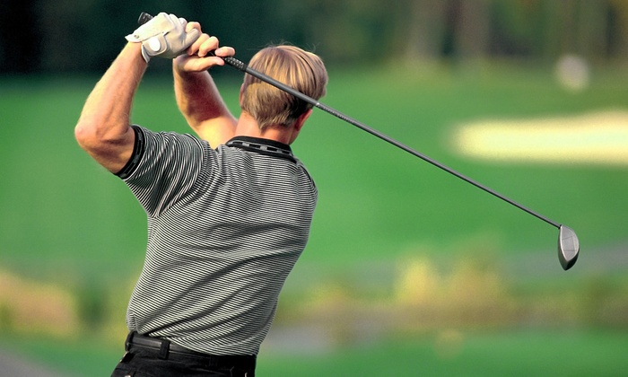 Rolling Meadows Golf Course - Northfield: 18-Hole Round of Golf for Two or Four Plus Beers and Range Balls at Rolling Meadows Golf Course (Up to 47% Off)