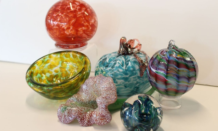 SiNaCa Studios - Fort Worth: $53 for Experience Glass-Blowing Workshop for One at SiNaCa Studios ($100 Value)