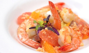 New American Cuisine At The Kings Contrivance Restaurant (42% Off)