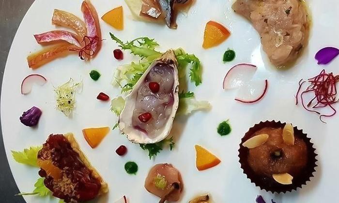 Pesce Gourmet Quadrilatero Salsedine Torino Seafood Restaurant
