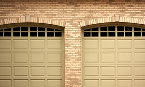 Indy Elite Garage Doors: Garage-Door Reconditioning with Roller Replacement from Indy Elite Garage Door (Up to 51% Off). Four Options Available.