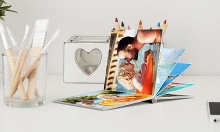 Livre photo de poche personnalisé de 20 pages à 1,99 € avec Printerpix (90% de réduction)