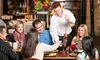 Rodizio Grill Las Colinas - Irving: $59 for Brazilian Steakhouse Dinner for Two with Drinks and Dessert at Rodizio Grill Las Colinas (Up to $93.98 Value)