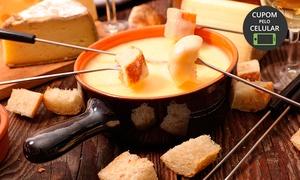Bistro Rio's: 1 sabor de fondue ou festival para 2 pessoas (opção com vinho) no Bistro Rio's – Jardim Guanabara