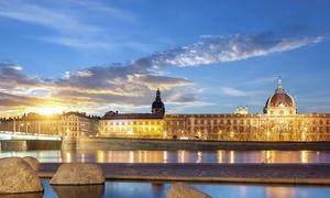 Alpha.b: Week-end de 3 jours avec 14h de cours de français et visite culturelle de Lyon à 229,90 € avec Alpha.b